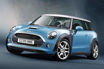 Mini's future MK3 lineup gets more powerful engines and a 'Traveller'