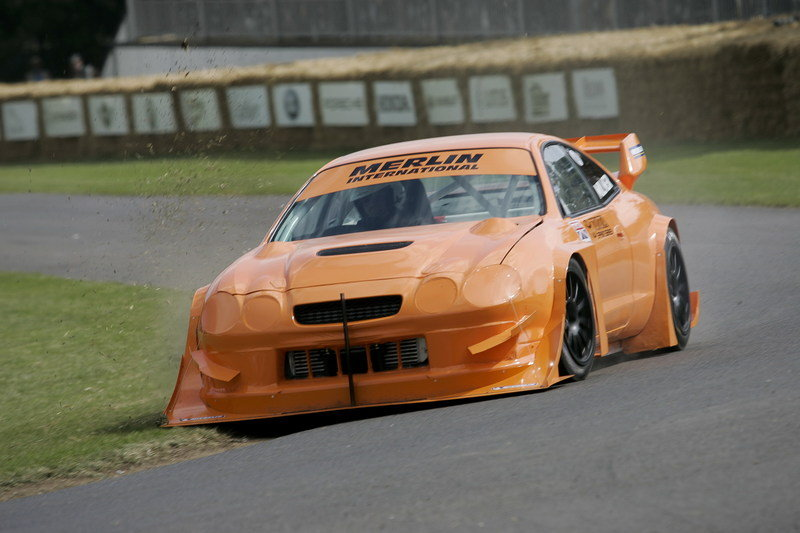 800 HP Toyota Celica fastest car at Goodwood