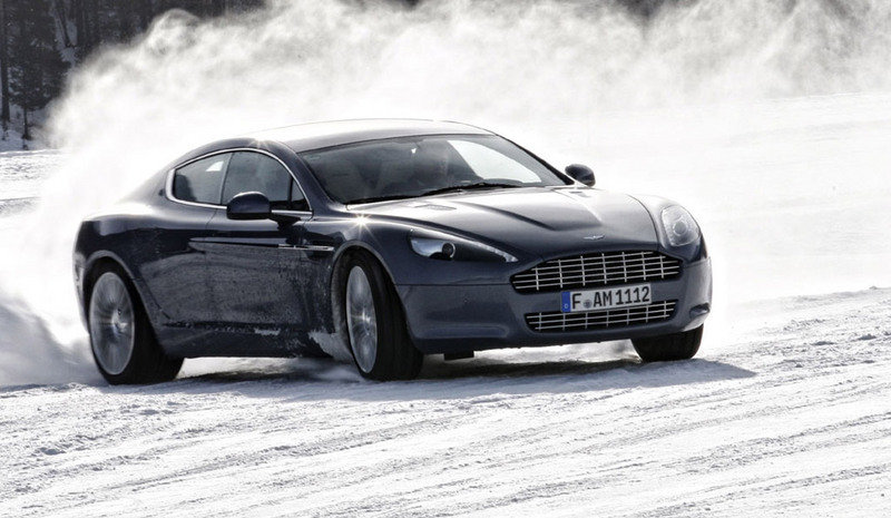 Aston Martin V12 Rapide set for Alaskan adventure