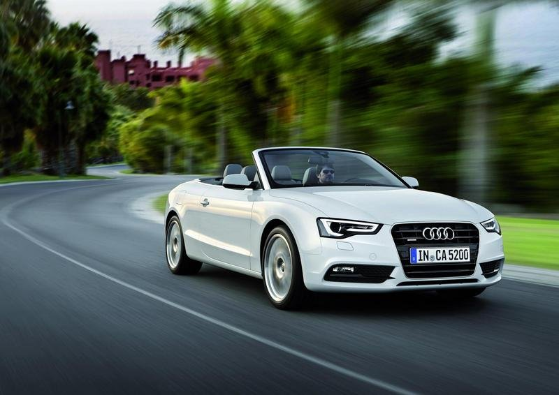 2009 - 2012 Audi A5 Cabriolet High Resolution Exterior Wallpaper quality - image 408962