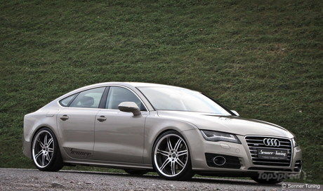 Audi A7 by Senner Tuning