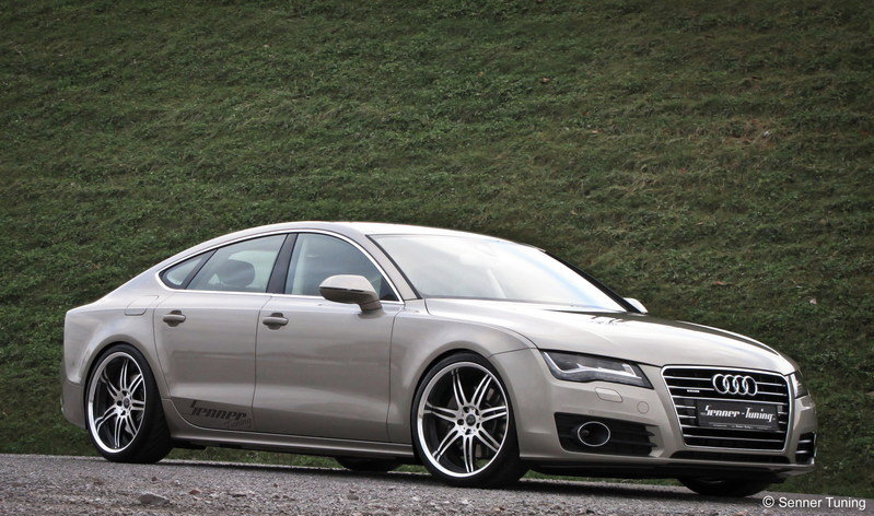 2011 Audi A7 by Senner Tuning