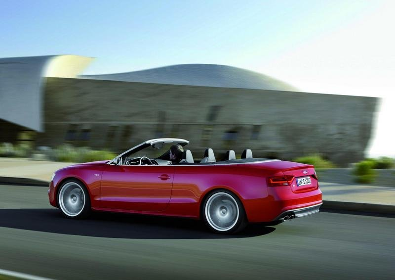 2012 audi s5 convertible picture 408921 car review top speed