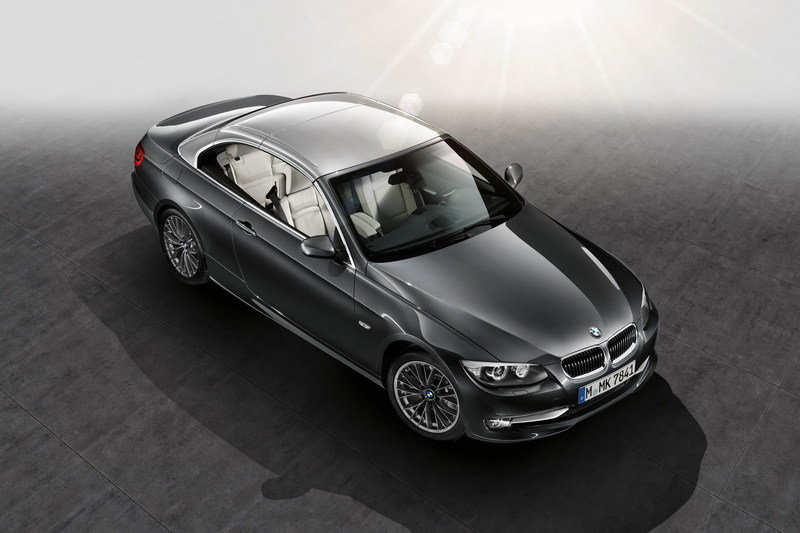 2011 BMW 3-Series Coupe and Convertible Sport Plus Editions
