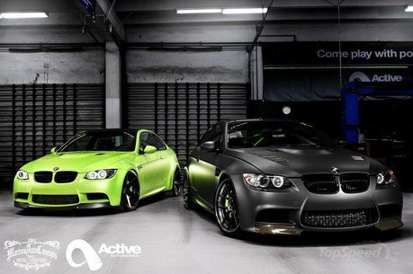 BMW M3 by Active Autowerke and MAC