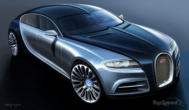 Bugatti targeting sales date of Galibier for late 2012