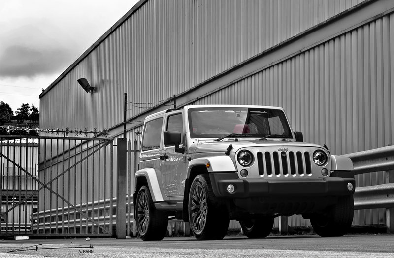 2011 Jeep Wrangler by Kahn Design's Chelsea Truck Company