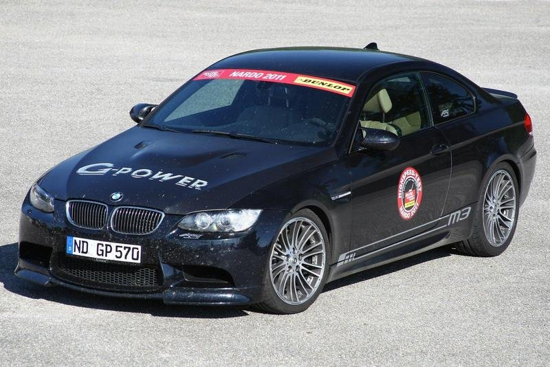 2011 BMW M3 SK II by G-Power
