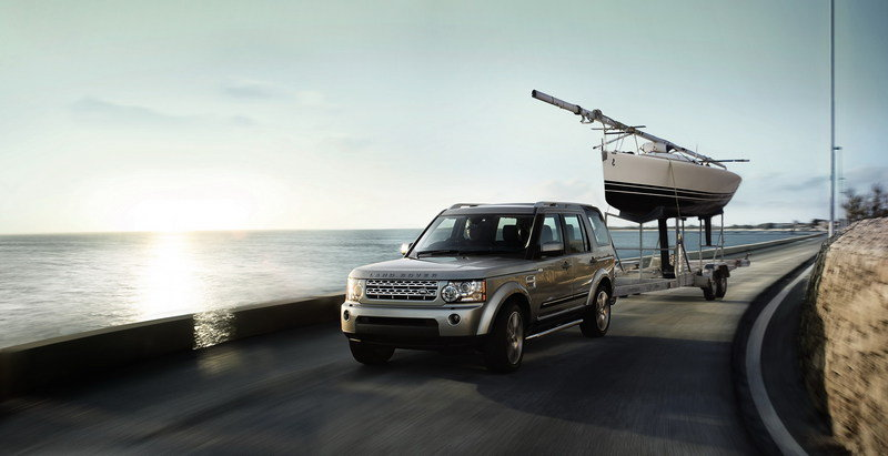 2012 Land Rover Discovery 4 High Resolution Exterior - image 408082