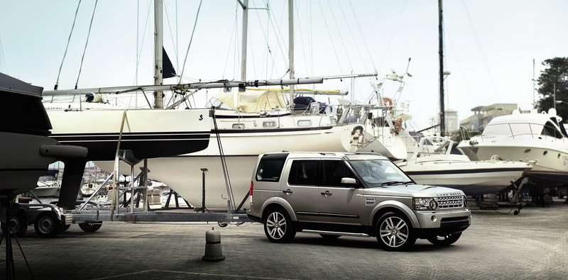 2012 Land Rover Discovery 4 High Resolution Exterior - image 408083
