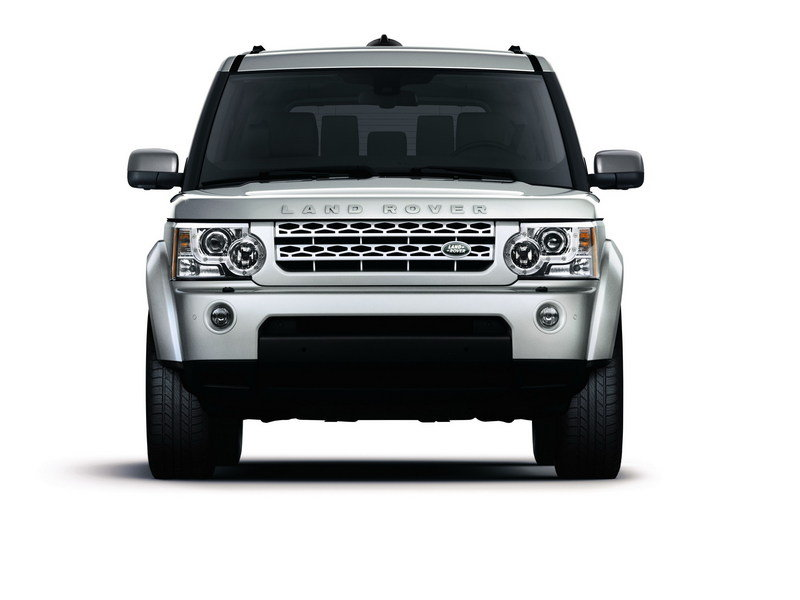 2012 Land Rover Discovery 4 High Resolution Exterior - image 408085