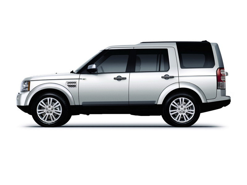 2012 Land Rover Discovery 4 High Resolution Exterior - image 408086