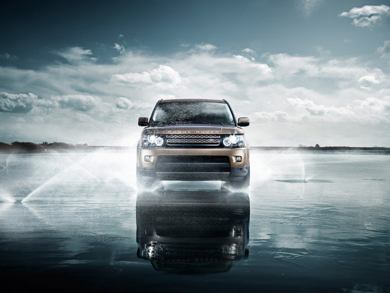 2012 Land Rover Range Rover Sport High Resolution Exterior - image 408106