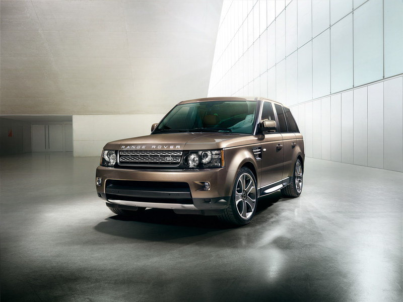 2012 Land Rover Range Rover Sport High Resolution Exterior - image 408107