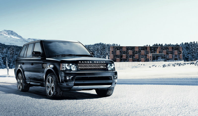 2012 Land Rover Range Rover Sport High Resolution Exterior - image 408105