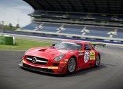 Mercedes-Benz Black Falcon SLS AMG GT3