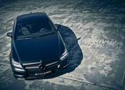 "Mercedes CLS 500 ""The Big Black One"" by Kicherer"