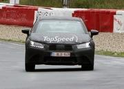 Spy Shots: 2012 Lexus GS shows off its LF-Gh-inspired grille at the Nurburgring - image 408893