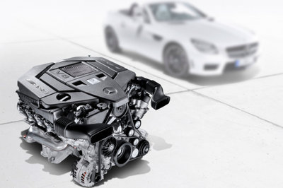 New Mercedes Engine reported to power the new C class AMG
