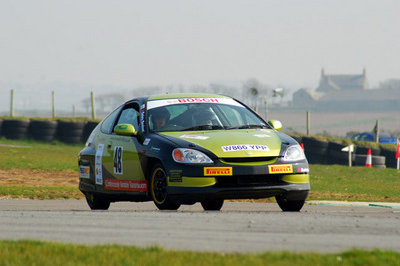 2011 Honda Insight Hybrid Rally Car by Oaktec