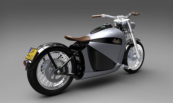 orphiro electric motorcycle cruiser concept picture