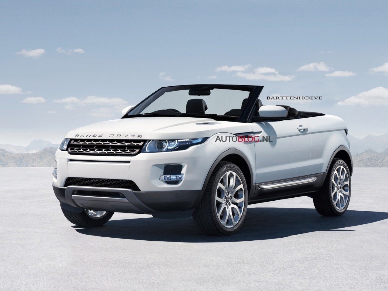 2014 range rover evoque cabrio picture 408664 car review top speed. Black Bedroom Furniture Sets. Home Design Ideas
