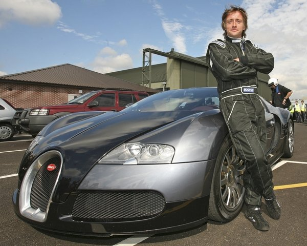 richard hammond to get his own car show in america car news top speed. Black Bedroom Furniture Sets. Home Design Ideas