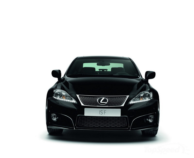 2010 - 2012 Lexus IS-F High Resolution Exterior - image 413634