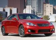 2010 - 2012 Lexus IS-F - image 413645