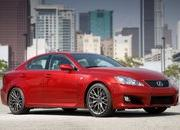 2010 - 2012 Lexus IS-F - image 413646