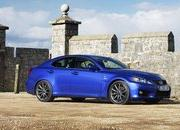 2010 - 2012 Lexus IS-F - image 413624