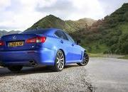 2010 - 2012 Lexus IS-F - image 413625