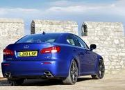 2010 - 2012 Lexus IS-F - image 413626