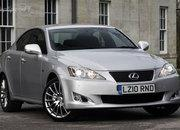 2010 - 2012 Lexus IS-F - image 413618
