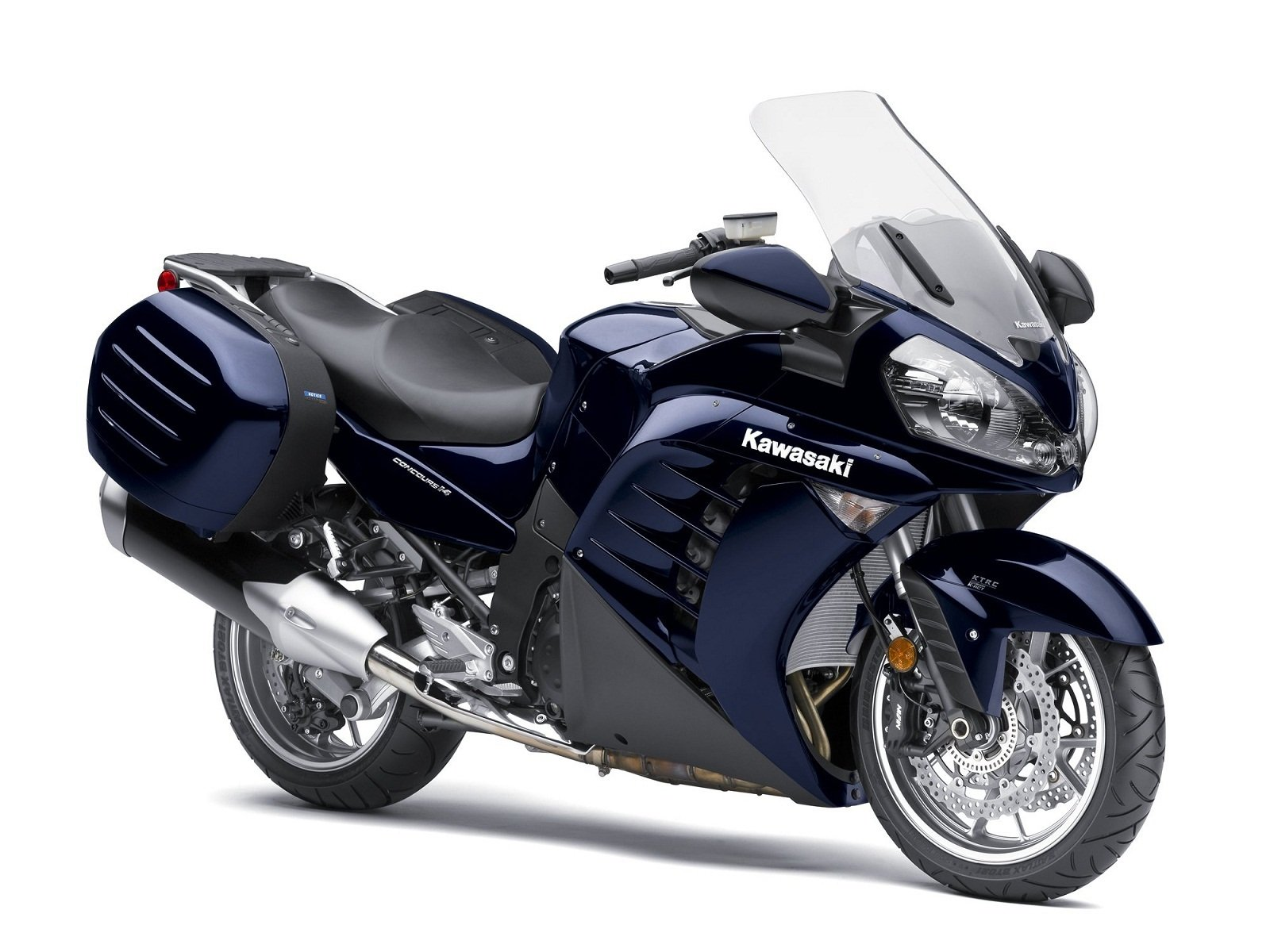 2011 Kawasaki Concours 14 Picture 411916 Motorcycle