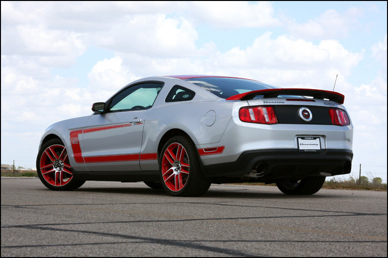 2012 Ford Mustang Boss 302 Hpe650 By Hennessey Top Speed