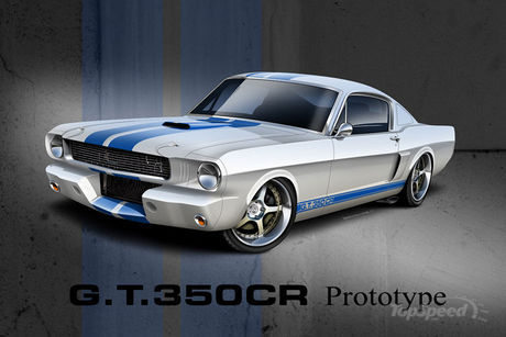 Shelby G.T.350CR by Classic Recreations