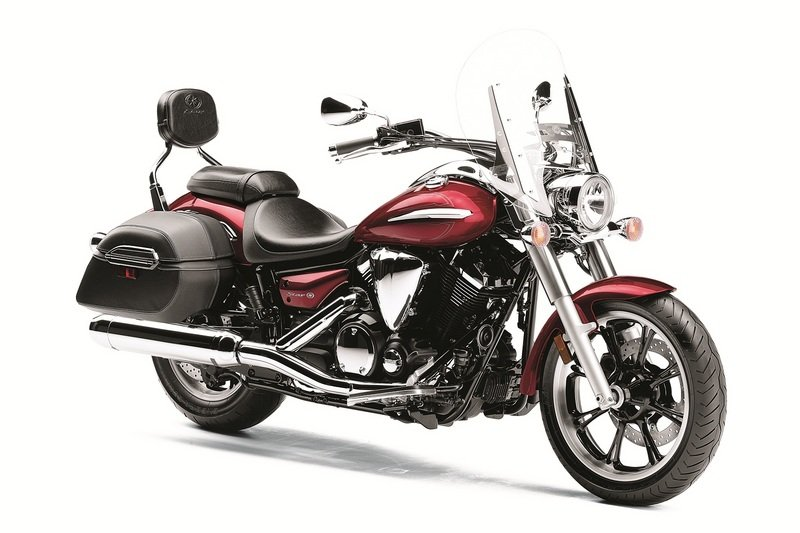 2011 Star Motorcycle V Star 950 Tourer