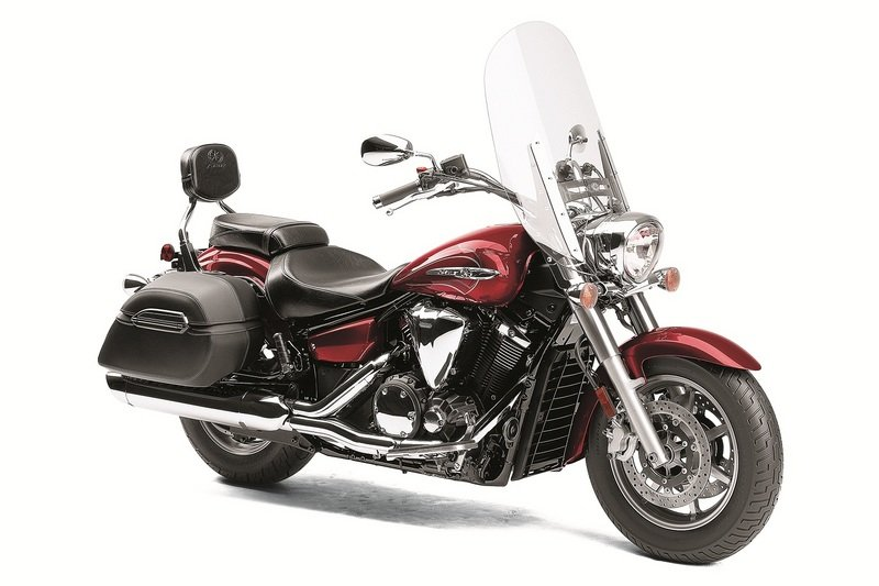2011 Star Motorcycle V Star 1300 Tourer