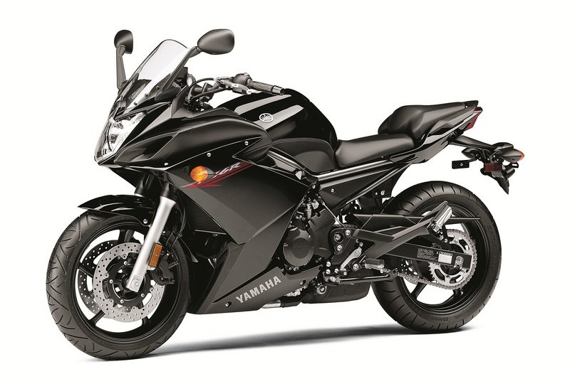2011 Yamaha FZ6R High Resolution Exterior - image 413415