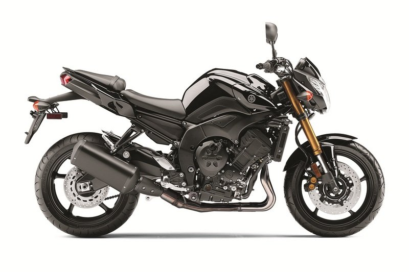 2011 Yamaha FZ8 High Resolution Exterior - image 413376