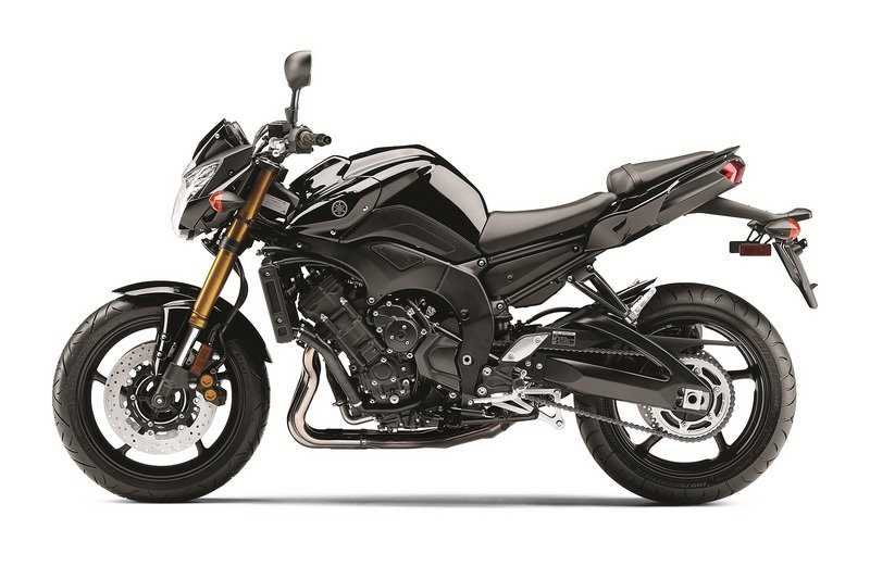 2011 Yamaha FZ8 High Resolution Exterior - image 413375