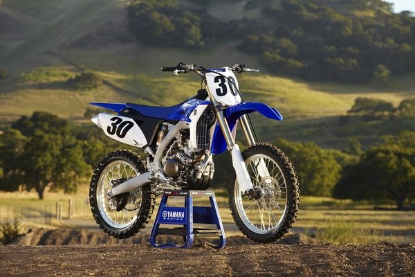 2011 Yamaha Yz250f Review
