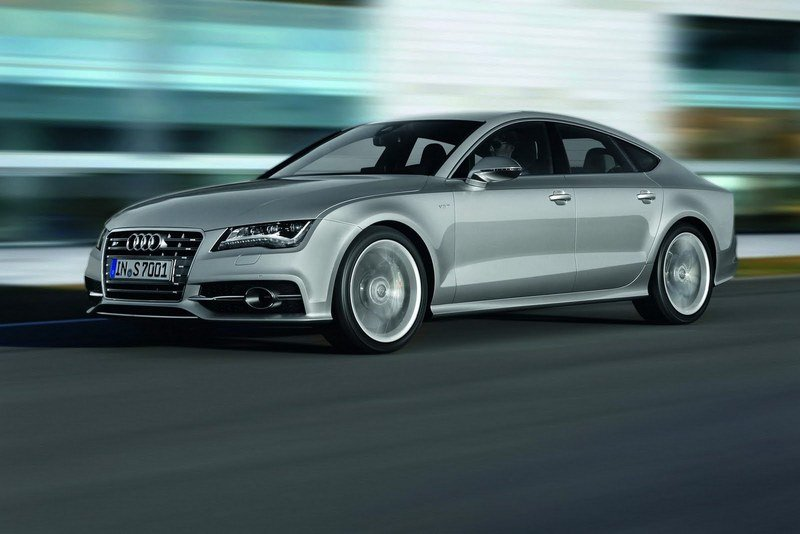 2012 Audi S7 Sportback High Resolution Exterior - image 414372