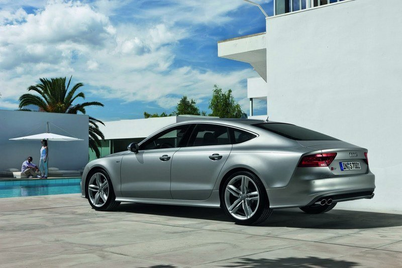 2012 Audi S7 Sportback High Resolution Exterior - image 414363
