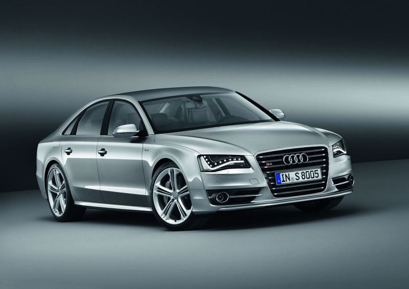 2012 Audi S8 High Resolution Exterior - image 414584