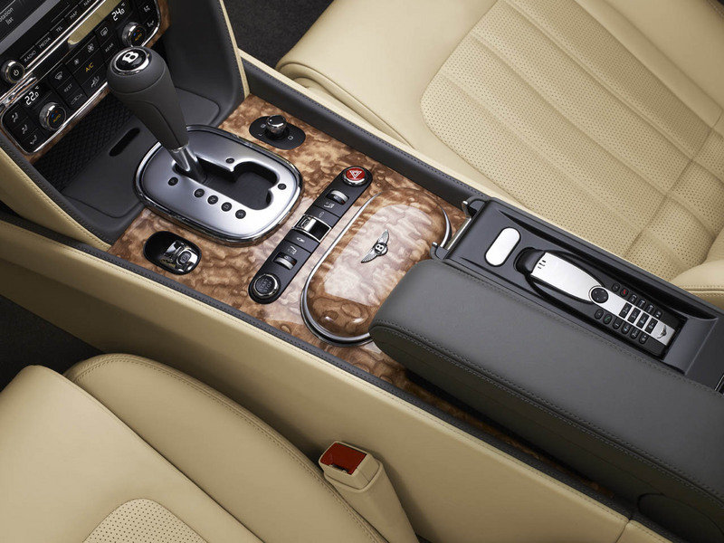 2012 Bentley Continental GTC Interior - image 413728