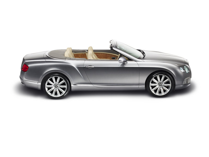 2012 Bentley Continental GTC High Resolution Exterior - image 413715