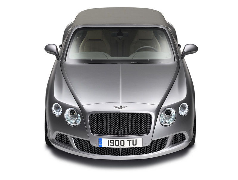 2012 Bentley Continental GTC High Resolution Exterior - image 413716