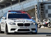 BMW M5 Moto GP Safety Car